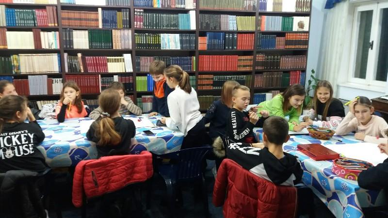 Gradska biblioteka Herceg Novi i mi