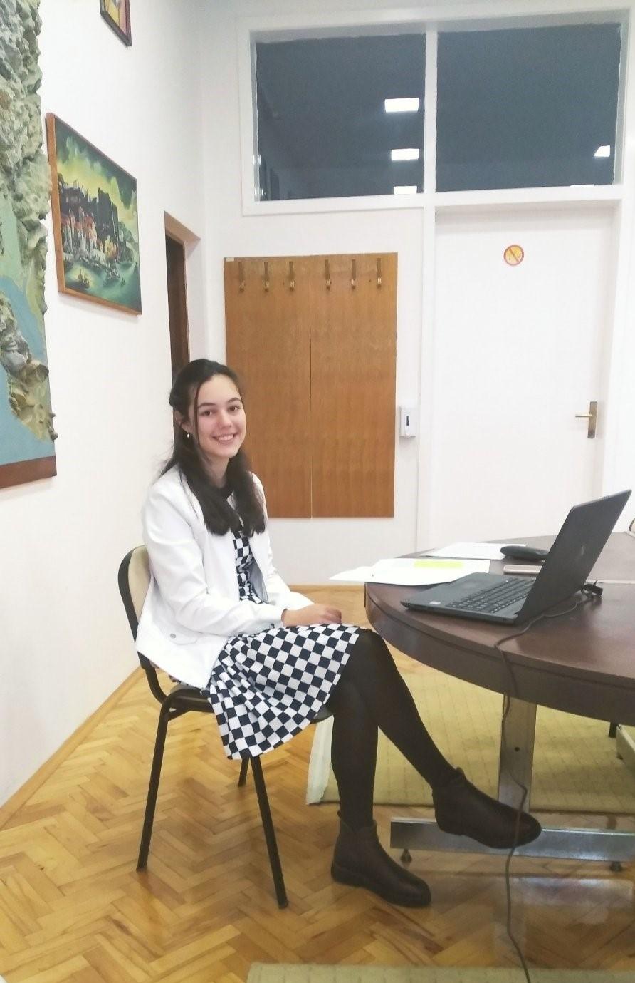 Онлајн промоција ,,Илирских легенди'' и Софијине приче о Теути